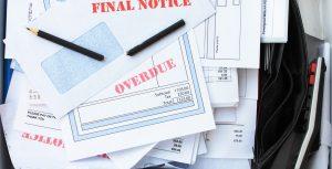 overdue notices